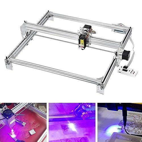 CNC 3018 Gravierfräser /& 5.5W Lasermodul Carving Fräsen DIY Schneidemaschine