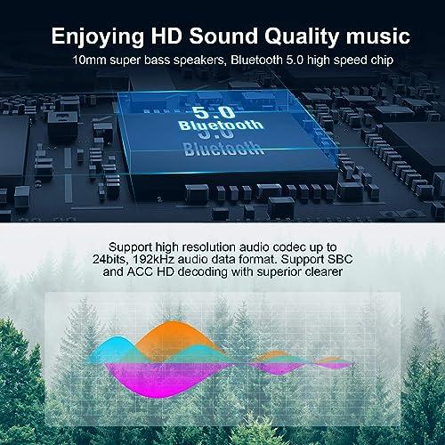 Buy OCANIA Wireless Earbuds Bluetooth Headphones True Wireless