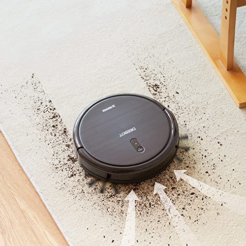 App Controls Renewed Alexa Connectivity Self-Charging for Hard Surface Floors /& Thin Carpets ECOVACS DEEBOT N79S Robot Vacuum Cleaner with Max Power Suction